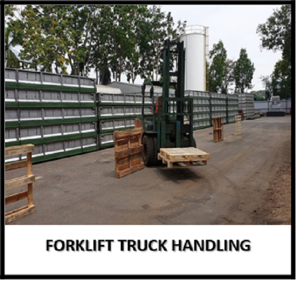 Forklift Training Gallery